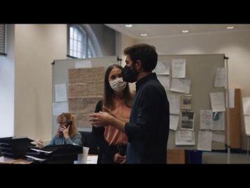 ¿Cómo funcionan los rastreadores? Gonzo se adentra en un centro en Alemania para ver cómo es su gestión frente a un positivo