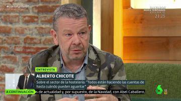 """Alberto Chicote carga critica las restricciones de la hostelería: """"En el confinamiento ayudamos y ahora somos los malos de la película"""""""