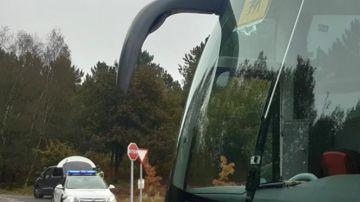 Un conductor de un autobús escolar de Ourense da positivo en cocaína con el vehículo lleno de niños de 3 a 12 años