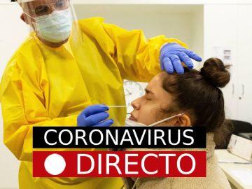 Madrid y España | Coronavirus y confinamiento, hoy: Restricciones y noticias de última hora de COVID-19, EN DIRECTO