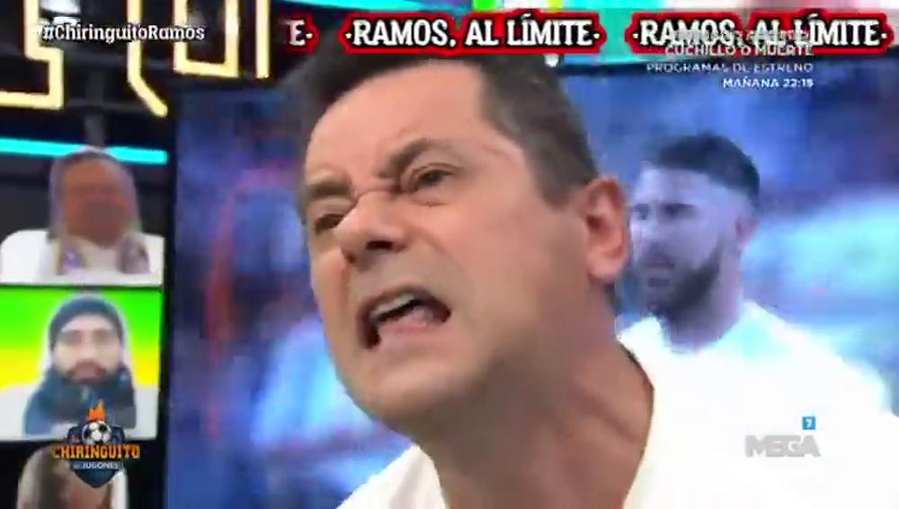 El discurso más madridista de Tomás Roncero sobre la renovación de Sergio Ramos