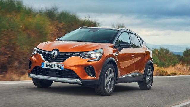 El Captur es uno de los modelos del grupo Renault con motores GLP