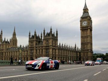 En 15 años, si quieres circular alrededor del Big Ben, tendrás que utilizar un coche eléctrico