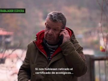 El monumental enfado de la dueña de Ecovera con Chicote al preguntar por una investigación sobre sus productos