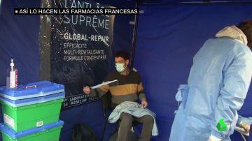 test farmacias francesas