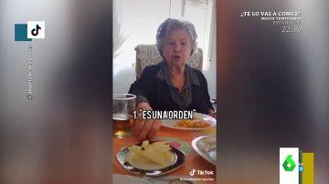 El vídeo viral que muestra con un caso real las '10 armas de las abuelas para que comamos más'