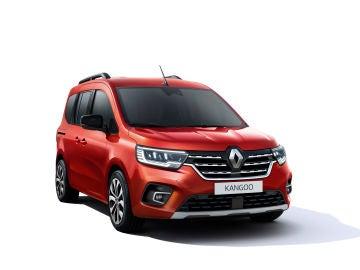 Con la nueva Renault Kangoo, la marca francesa ha optado por un diseño más elaborado