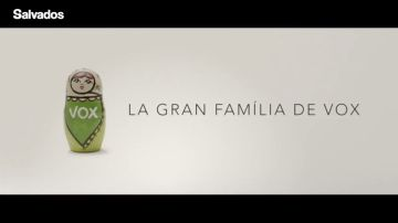 'La gran familia de Vox': este domingo, en Salvados