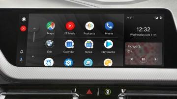 Android Auto nos permite tener disponible muchas aplicaciones de nuestro smartphone en nuestro coche