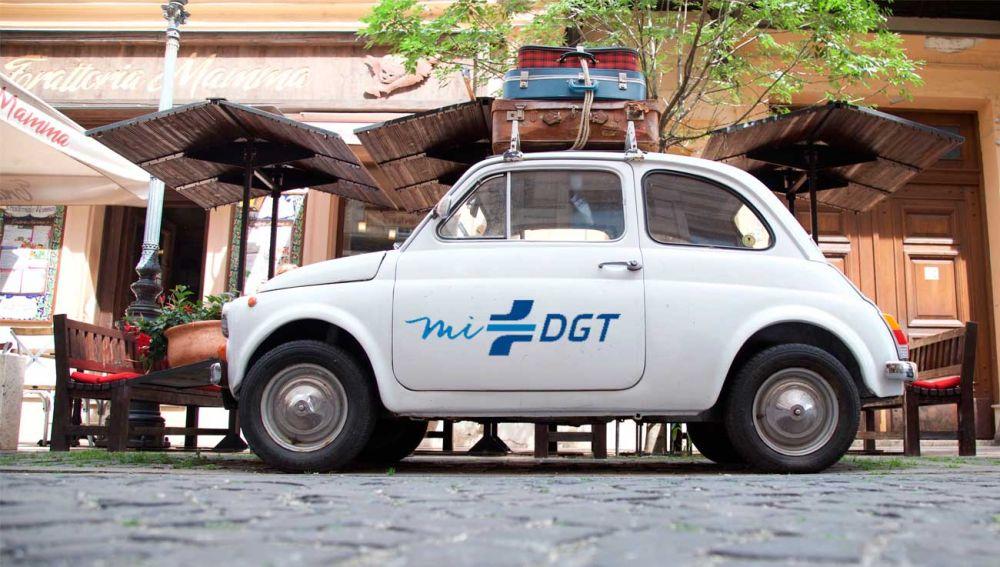 A través de la aplicación de la DGT puedes solicitar informes