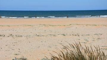 Playa de Punta Umbría- La Canaleta