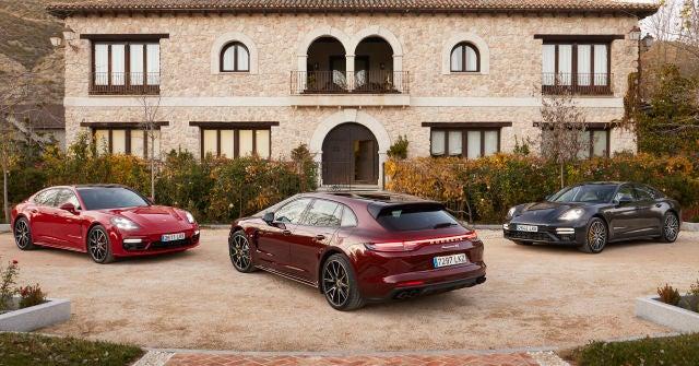 Nuevo Porsche Panamera 2021