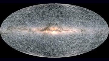 Gaia se adentra en los confines de la Via Lactea y mas alla