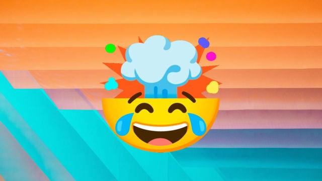 Un emoji creado en Gboard