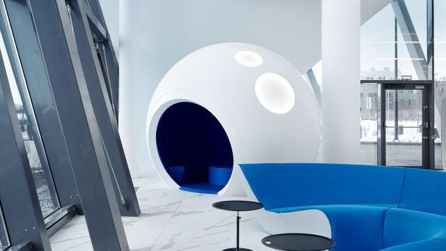 Sala VIP Aeropuerto Internacional Gagarin