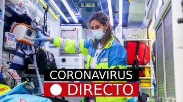 Imagen de archivo sobre el coronavirus