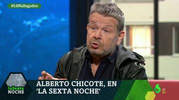 Alberto Chicote en laSexta Noche