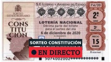 Lotería Nacional, hoy 6 de diciembre | Comprobar resultados: