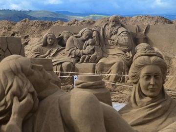 Belén de Arena, Playas de Las Canteras