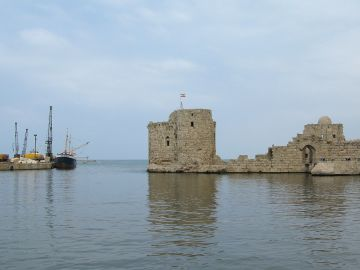 Castillo de Sidón