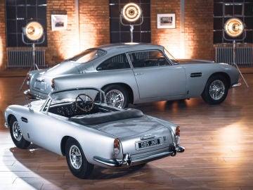 Aston Martin trae productos para todas las edades
