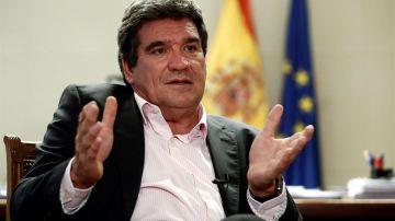 El ministro José Luis Escrivá, en una foto de archivo