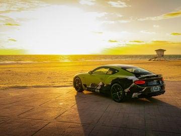 El Continental GT edición 'Pikes Peak' lleva el mismo motor W12 con el que batió el récord de la popular subida