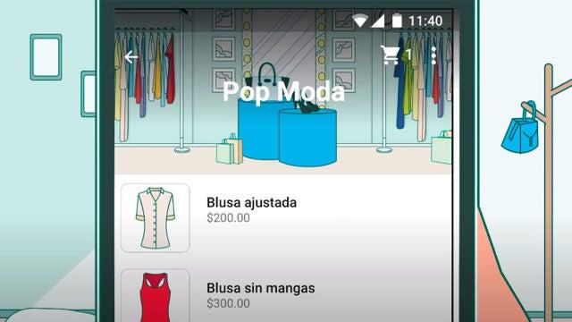 Los nuevos catálogos de la app