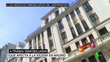 """Los negocios inmobiliarios de la Iglesia en Madrid que atemorizan a centenares de familias: """"Que nos echen a la calle porque el Arzobispado ha chanchulleado"""""""