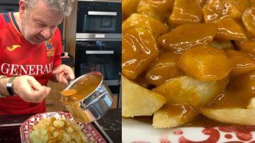 Patatas bravas de Alberto Chicote