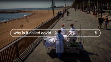 El coronavirus ha sido lo más buscado en 2020