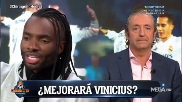 ¿Tiene nivel Vinicius para jugar en el Madrid? Brutal cara a cara entre Pedrerol y Balboa