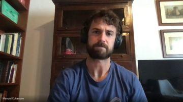 Manuel Echanove, Analista de Datos de Google España