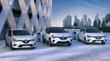 Gama híbrida Renault