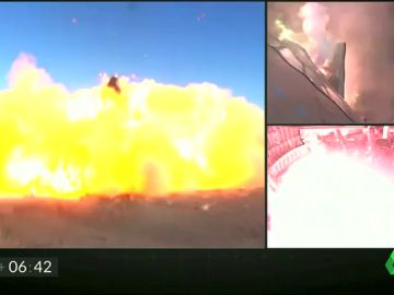 Space X explota