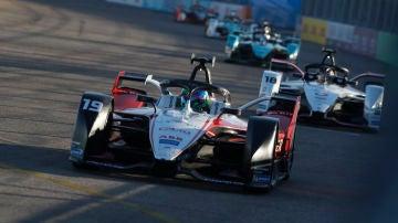 Venturi Rancing en un GP de Fórmula E