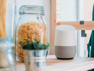 Rutina en Google Home