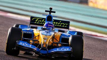 El R25 de Fernando Alonso