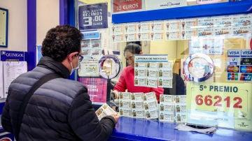Cómo ha afectado el Covid a la lotería de Navidad 2020