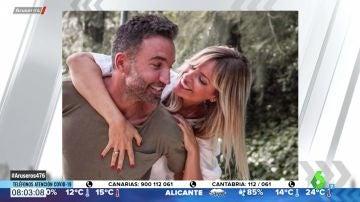 María Moya se casa este viernes