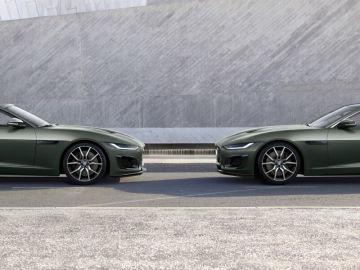Del F-Type Heritage 60 Edition solo veremos 60 unidades