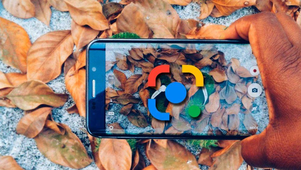 Realiza búsqueda en internet usando la cámara del móvil