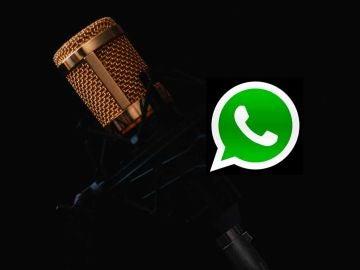Evita enviar notas de voz por error desde Whatsapp