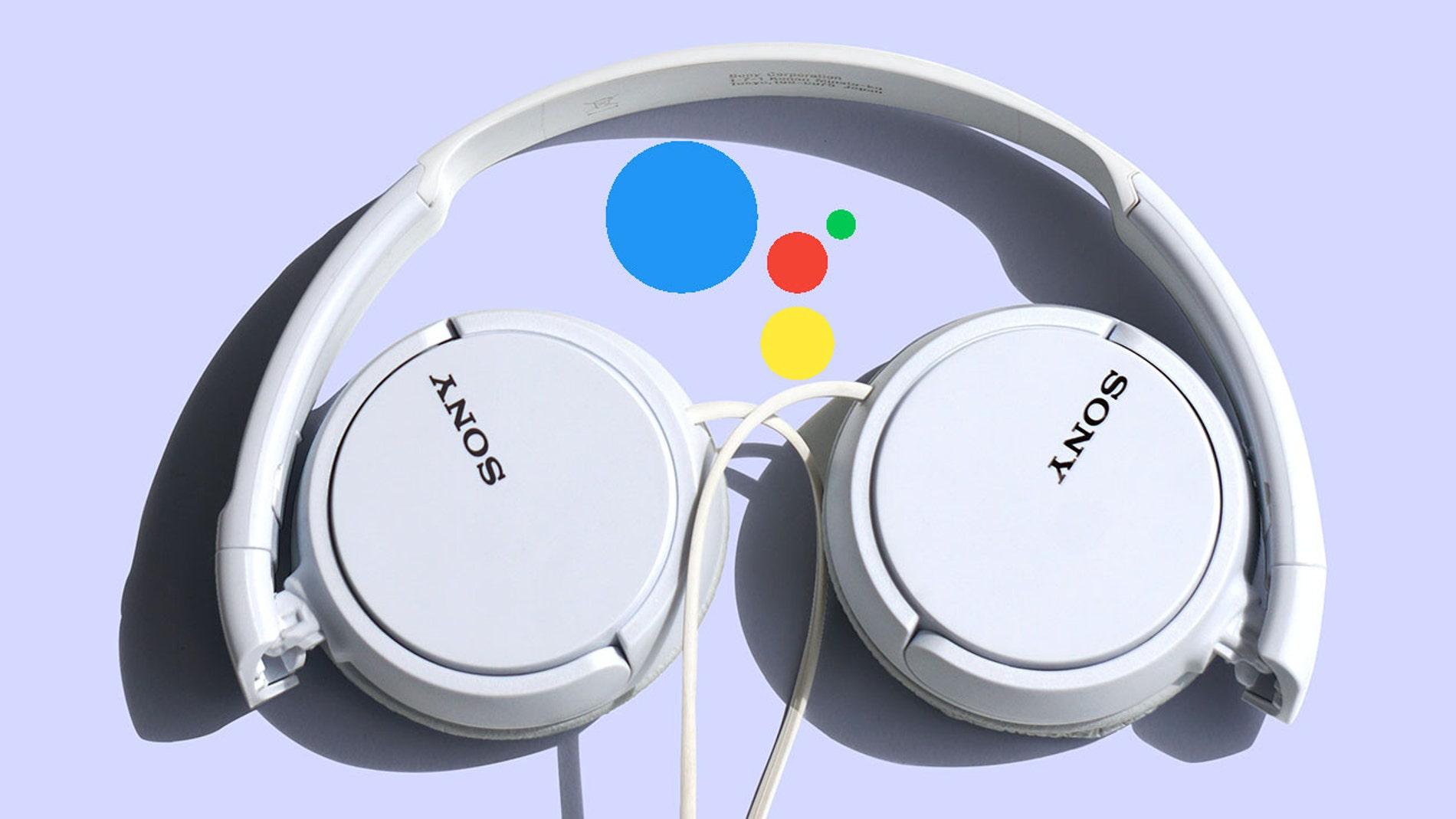 Auriculares con el asistente de Google