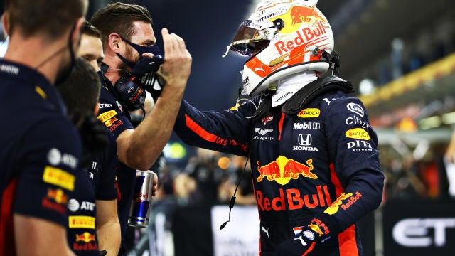 Tercera Pole Position para Max Verstappen