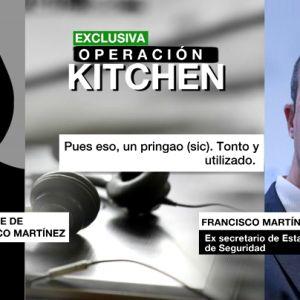 """Exclusiva   Nuevos mensajes de Francisco Martínez: se considera un """"pringao utilizado"""" por el PP tras su implicación en 'Kitchen'"""