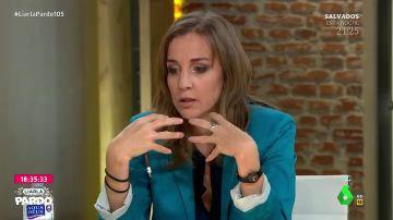 """Tania Sánchez, sobre el hospital Zendal: """"En Madrid hay un problema sanitario grave, y en vez de recomponer lo destruido se han inventado un edificio sin respaldo científico"""""""