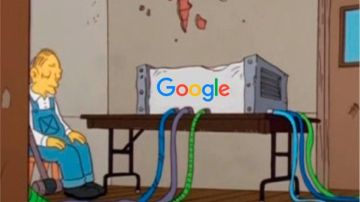 Los mejores memes sobre la caída de Google