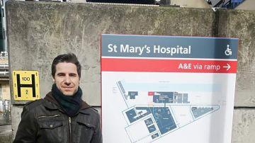 """Massimo Colombi, el enfermero que impulsó el proyecto """"el derecho a decir adiós"""""""