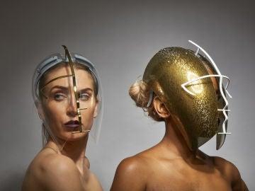 Estas máscaras se verán en la feria Design Miami/